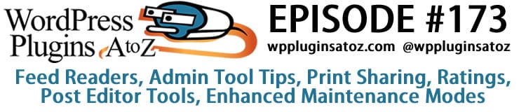 WordPress Plugins A-Z #173
