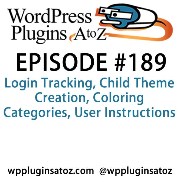 WordPress Plugins A-Z #189