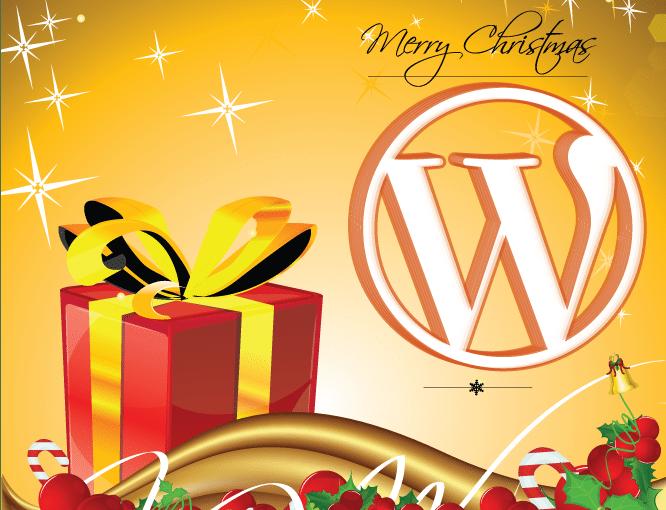 A very merry WordPress Christmas