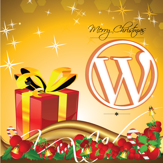 A very merry WordPress Christmas