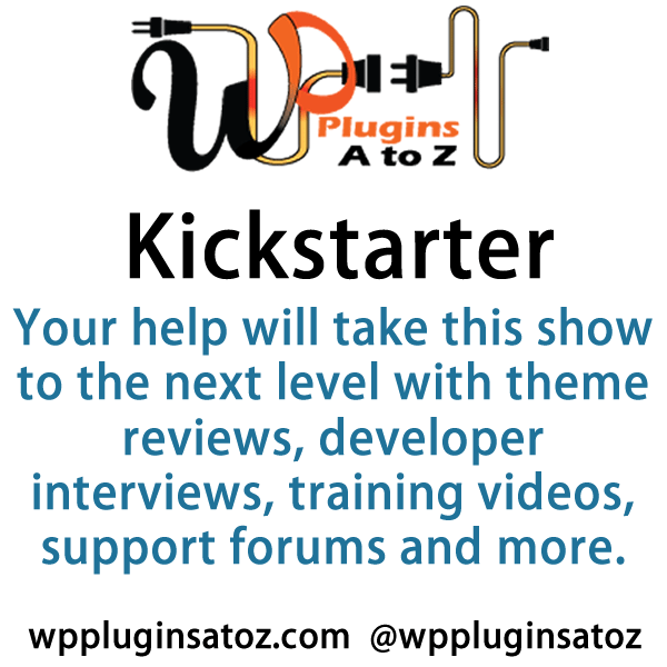 Your help will take this show to the next level with theme reviews, developer interviews, training videos, support forums and more.