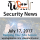 The Weekly round up of Security News, Tips, and information to help you keep your WordPress website safe and secure. This is a weekly round up of WordPress Security news I have accumulated from across the web some old some new but always useful. The new relates to keeping a WordPress secur