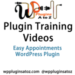 Easy Appointments WordPress Plugin Training Video