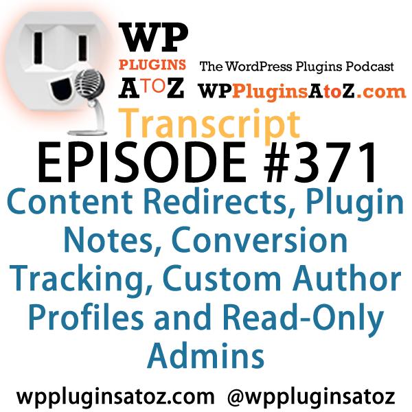 Draft template transcript of episode 325 wp plugins a to z draft template transcript of episode 325 wp plugins a to z maxwellsz