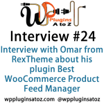 Interview Show 24 with Omar from RexTheme