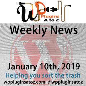 The Weekly January 10th 2019
