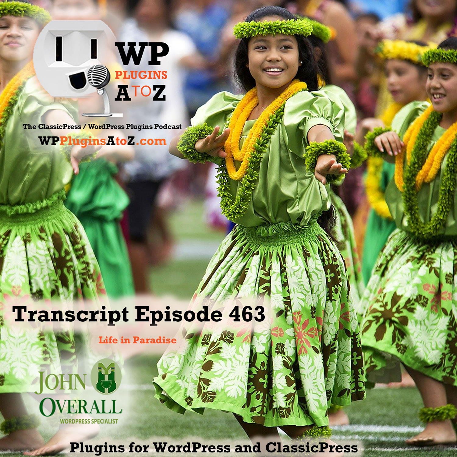 It's Episode 463 with plugins for Happy Files - Happy Life, Keeping Malware and Spam at bay, Tracking Amazon Links and ClassicPress Options. It's all coming up on WordPress Plugins A-Z!