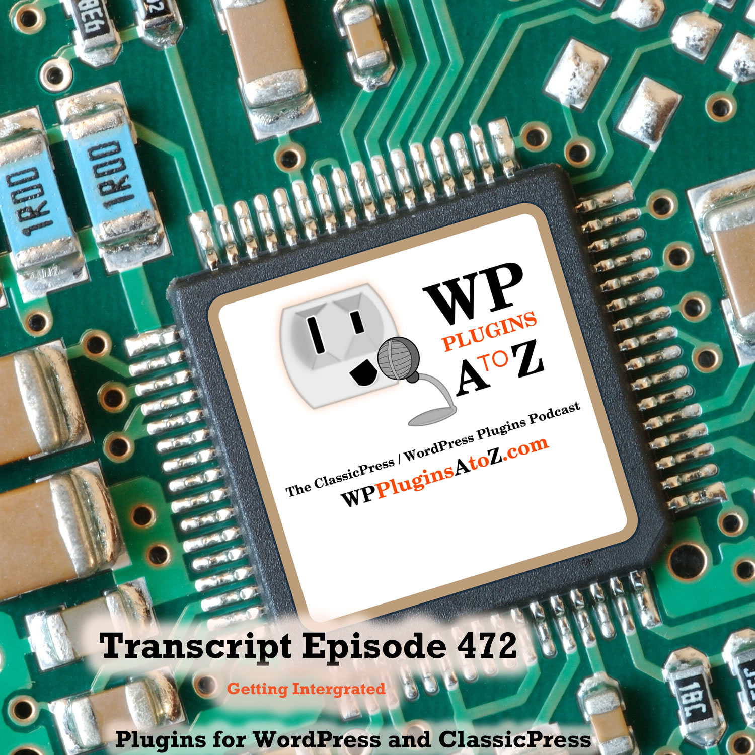 It's Episode 472 with plugins for Temporary Access, Replacing Media, Integrating Stats, Your Customer Testimonials and ClassicPress Options. It's all coming up on WordPress Plugins A-Z!