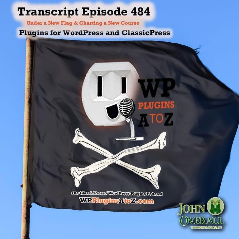 Episode 484 Transcript