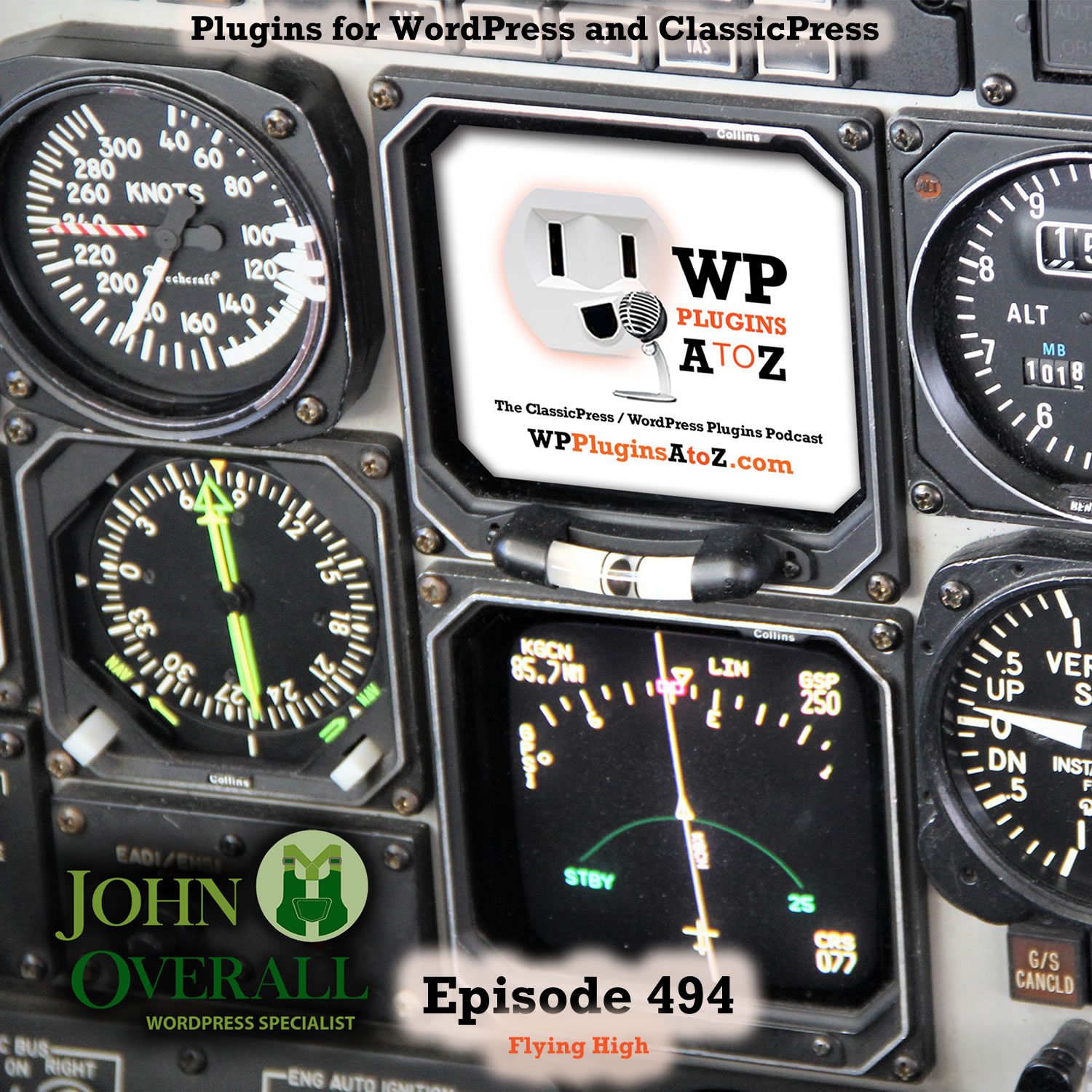Flying High It's Episode 494 Time Tracking, Shortcodes, Brute Force Prevention, Unique Images, Changing Text, Passwords ..., and ClassicPress Options. It's all coming up on WordPress Plugins A-Z! Work Time Allocator, Password Policy Manager | Password Manager, WordPress Shortcodes Plugin — Shortcodes Ultimate, WordPress Brute Force Protection – Stop Brute Force Attacks, Text Filtering, Unique Headers and ClassicPress options on Episode 493.