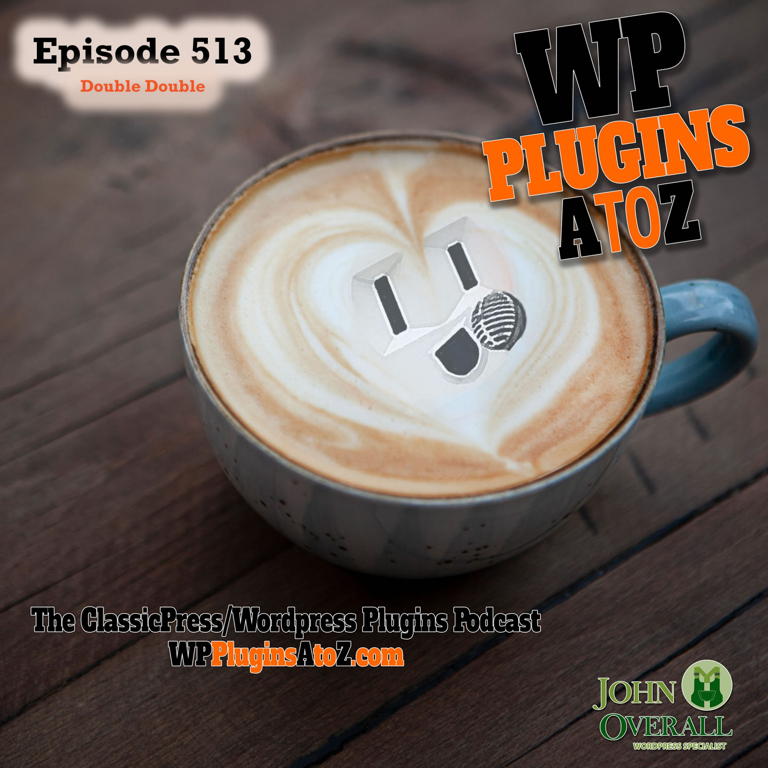 It's Episode 513 - We have plugins for Being a Tax Collector, Multiple Emails, Smacking Spammers, Stopping the Nagging, Github-Github ..., and ClassicPress Options. It's all coming up on WordPress Plugins A-Z!